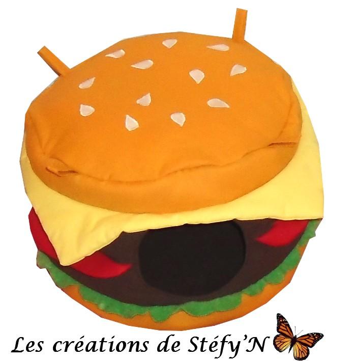 cabane burger