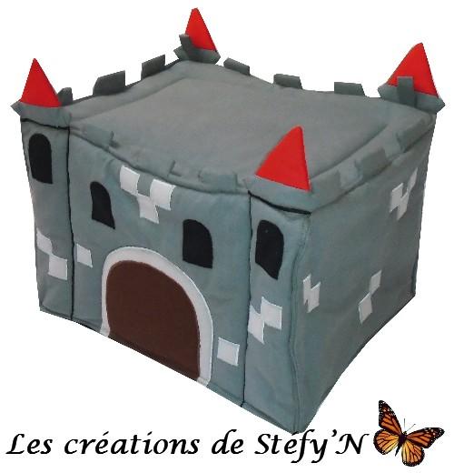 Cabane château furet cochon d`inde rat DEMO