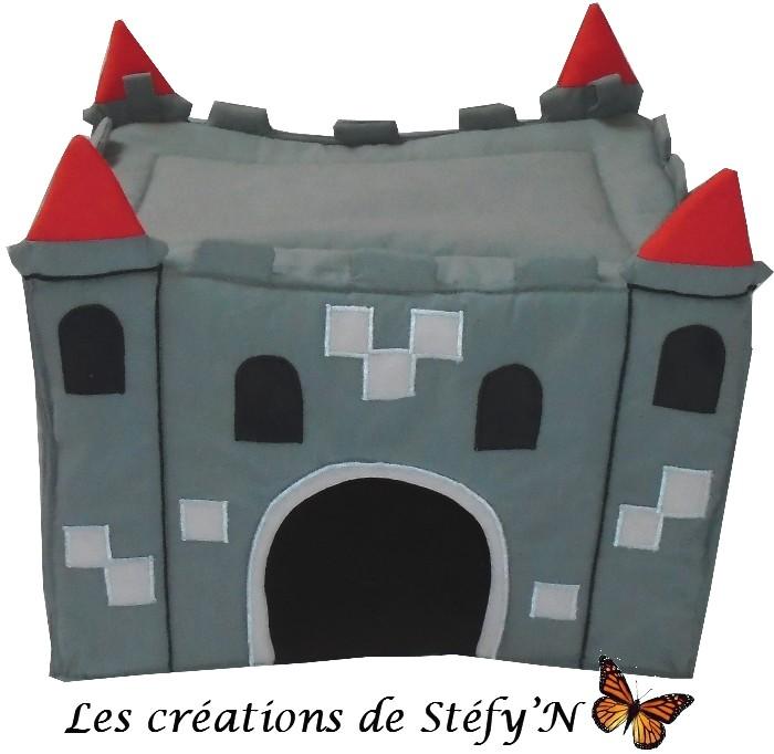 Cabane château furet cochon d`inde rat MAX