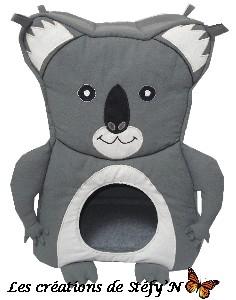 cabane koala furet cochon d`inde rat