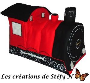 cabane locomotive furet cochon d`inde rat