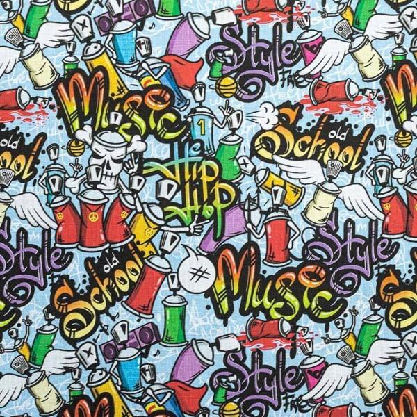 coton music street art