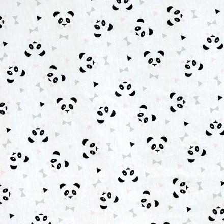 coton tête de panda