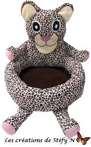 couffin léopard furet cochon d`inde rat