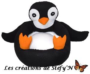 couffin pingouin furet cochon d`inde rat