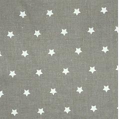 coton étoile grise