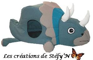 cabane triceratops furet cochon d`inde rat
